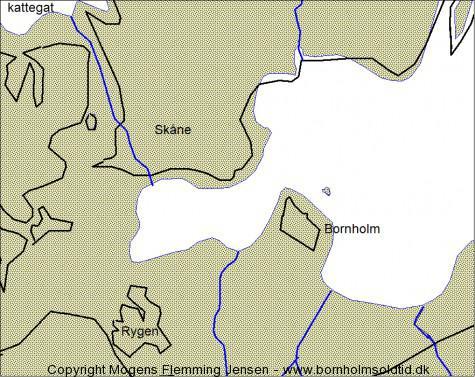 Yngre Dryas 10.000 f.Kr. bornholmsoldtid.dk